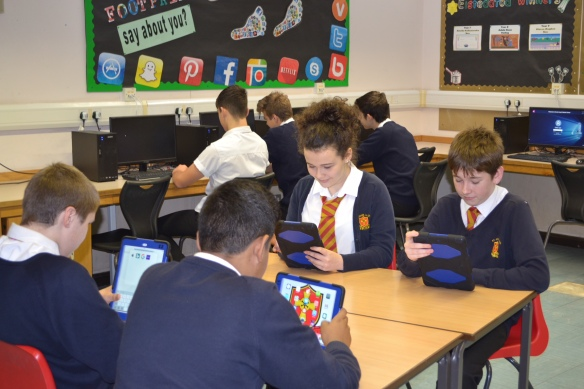 St John's school digital group blog