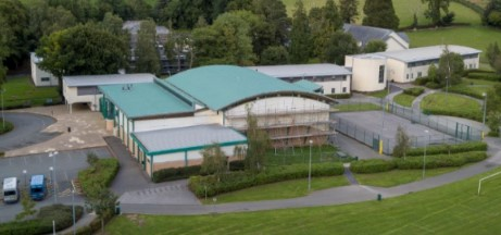 Dolgarrog school re-sized